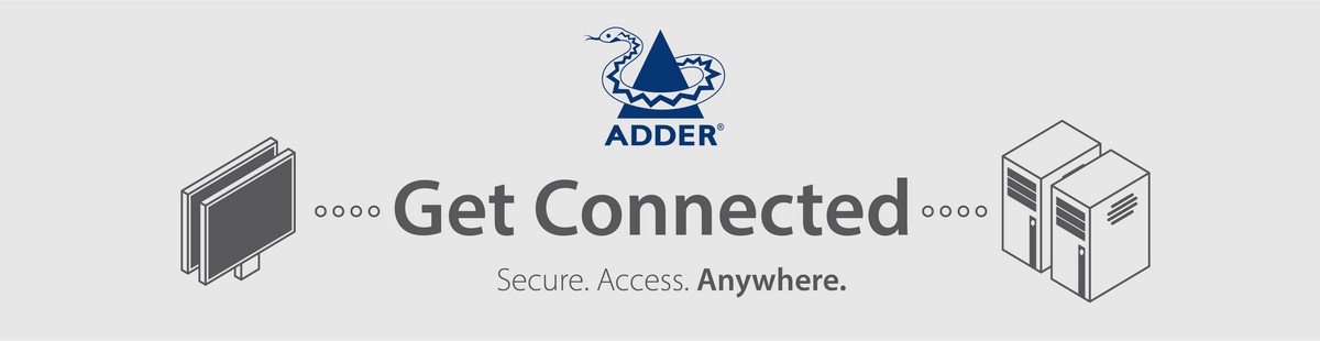 ADDER Get Connected Web Banner
