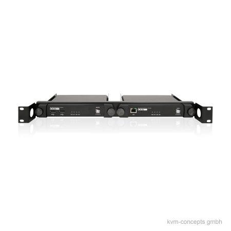 KVM-Extender Set ADDERLink XD150 Rackmount - Vorderseite