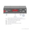 ADDERLink Infinity Dual ALIF2112T KVM over IP Transmitter – Anschlüsse