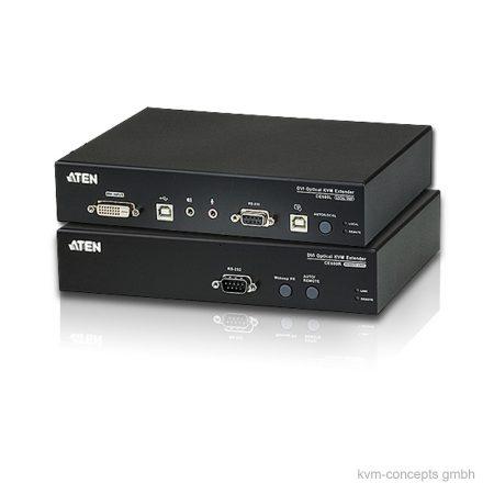 ATEN CE680 Fiber KVM Extender Set - Produktbild