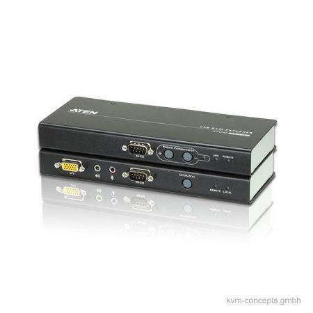 ATEN CE750A – KVM Extender Set VGA, USB, RS-232, Audio – Produktbild
