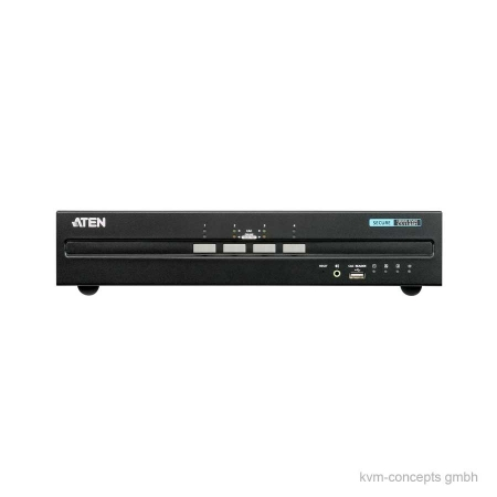 ATEN CS1144H Secure KVM-Switch – Vorderseite