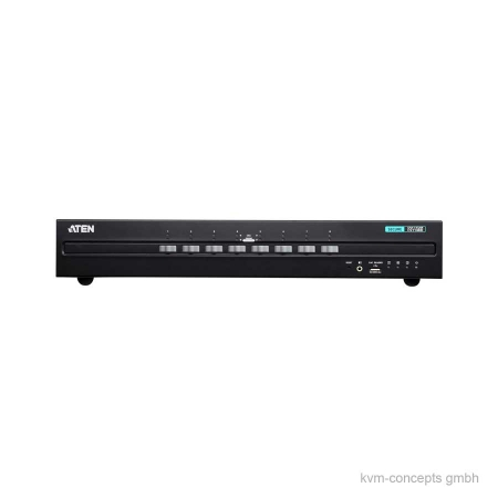 ATEN CS1148D Secure KVM-Switch – Vorderseite
