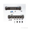 ATEN CS1764A | 4-Port USB DVI/Audio KVMP Switch | Funktionsweise