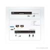 ATEN CS1942DP - 2-Port USB 3.0 4K DisplayPort Dual Display KVMP Switch - Funktionsweise