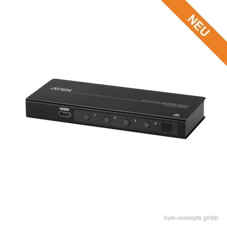 ATEN VS481C 4fach 4K HDMI Switch – Produktbild